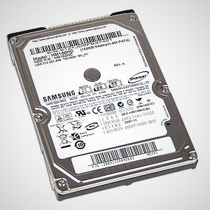 HP Designjet 1050C and 1055CM Hard Drive