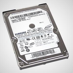 HP Designjet 5000 RTL Hard drive